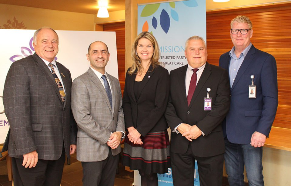 Ontario Providing More Support for Hospital Care in Orillia and Midland