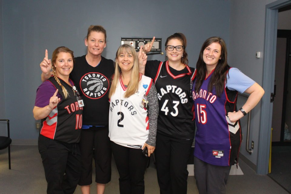Healthcare Lessons From the Raptors
