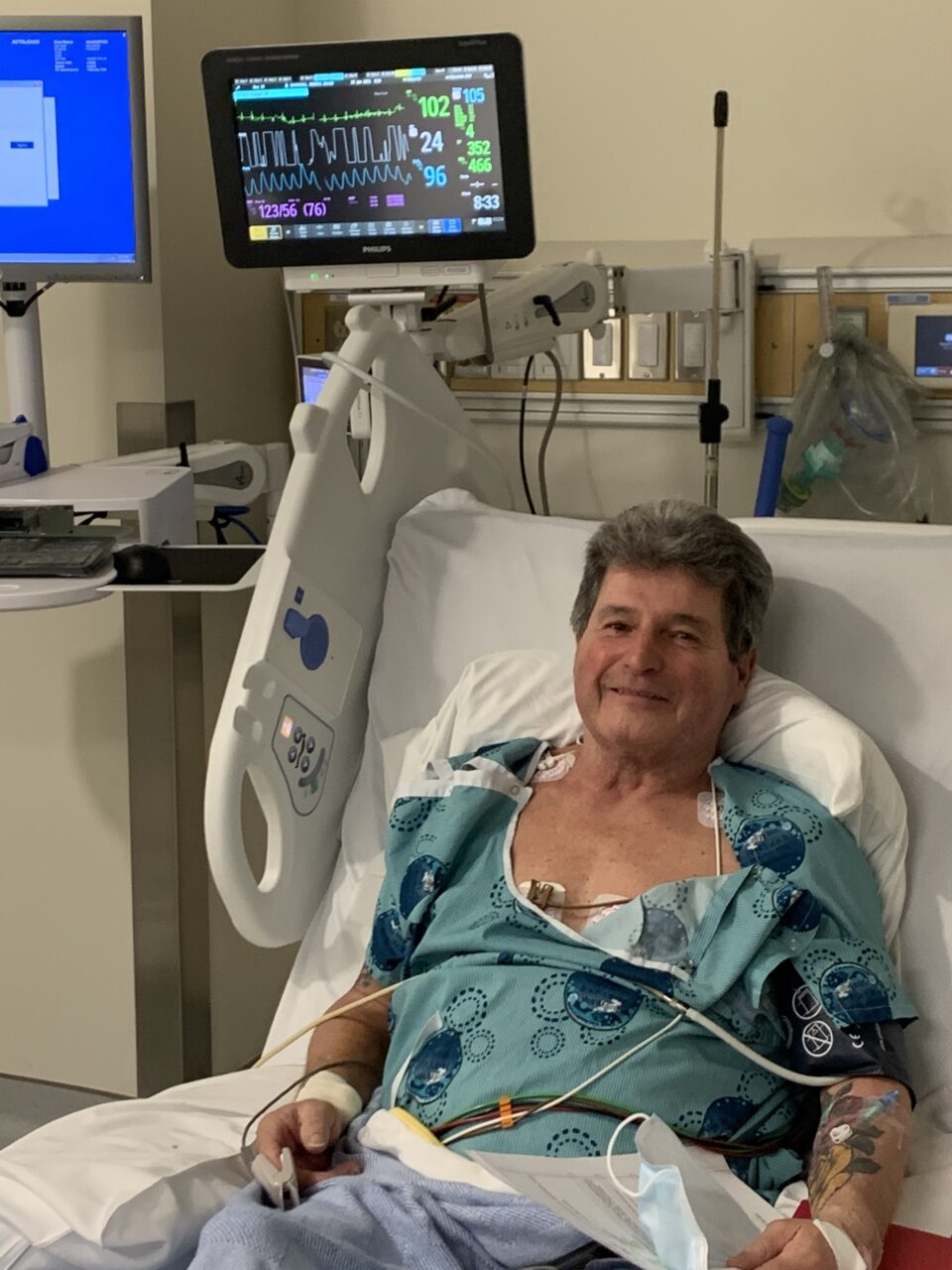 Orillia resident benefits from advanced cardiac care partnership between OSMH and RVH